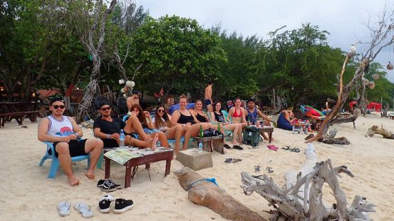 Backpacker Ke Lombok Naik Pesawat